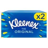 Image of Kleenex Original Tissues, twin pack