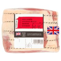Waitrose smoked British free range large gammon joint