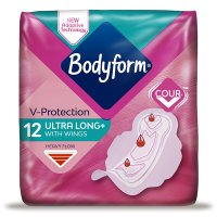 Bodyform ultra super wing