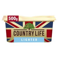Country Life British dairy spread lighter