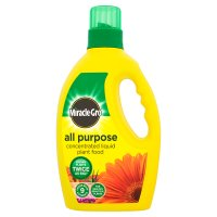 Miracle-Gro all purpose liquid plant food