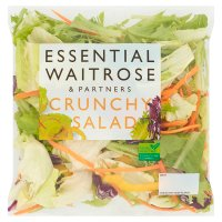 essential Waitrose crunchy salad