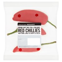 Waitrose Cooks' Ingredients chillies red