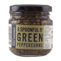 Waitrose Cooks' ingredients peppercorns green