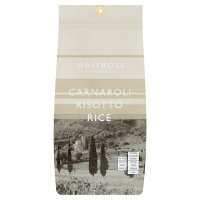 Waitrose Cooks' ingredients carnaroli risotto