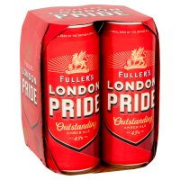 Fullers London Pride premium ale cans
