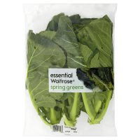 essential Waitrose spring greens
