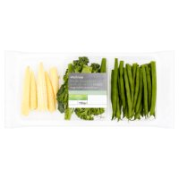 Waitrose mxed baby vegetable medley