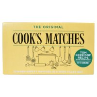 The original cook's safety matches