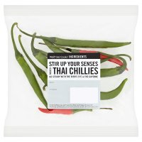 Waitrose Cooks' Ingredients mixed Thai chillies