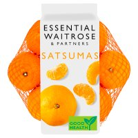 essential Waitrose satsumas