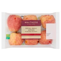 essential Waitrose Gala apples