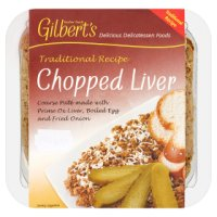 Gilbert's Kosher Foods chopped liver