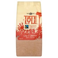 Tate & Lyle light brown soft cane sugar