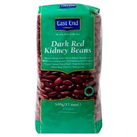 East End dark red kidney beans