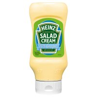 Heinz extra light squeezy salad cream