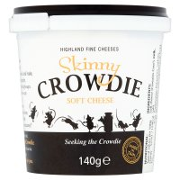 Highland fine cheeses skinny crowdie