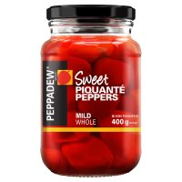 Peppadew mild sweet piquanté peppers