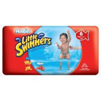 Huggies Little Swimmers 6, 14+ kg 10s