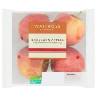 Waitrose Braeburn apples