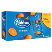 Rubicon mango drink