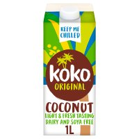 Koko dairy free fresh coconut milk