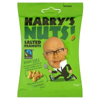 Harry's Nuts! salted peanuts