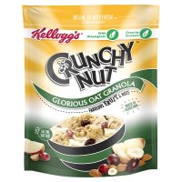 Crunchy Nut glorious oat granola fruit and nuts