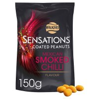 Walkers Sensations mexican smoked chilli sharing nuts