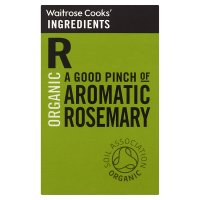 Waitrose Cooks' Ingredients organic rosemary