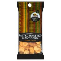 Inka Snacks salted & roasted orginal corn