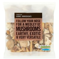 Waitrose Cooks' Ingredients medley of mushrooms