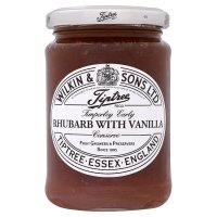 Wikin & Sons Conserve Rhubarb And Vanilla