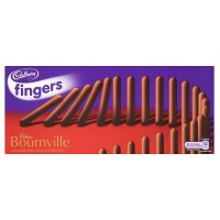 Cadbury dark chocolate fingers
