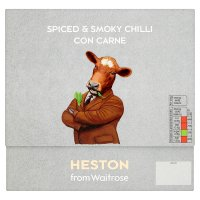 Heston from Waitrose chilli con carne