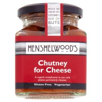 Henshelwood's chutney for cheese
