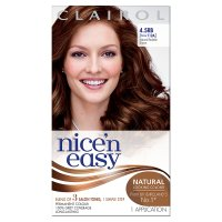 Clairol nice'n easy reddish brown 112a