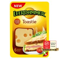 Leerdammer Toastie, 6 slices