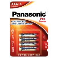 Panasonic pro power AAA 1.5V
