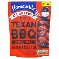 All American Sticky BBQ Cooking Sauce
