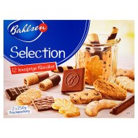 Bahlsen biscuit selection