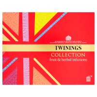 Twinings fruit & herbal selection 60 tea bags