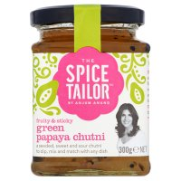 The Spice Tailor green papaya chutni