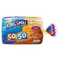 Kingsmill 50/50 white thick