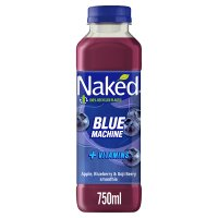 Naked Superfood Blueberry Smoothie