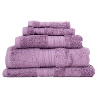 Waitrose Home Egyptian cotton thistle bath sheet