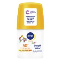 Nivea sun pure & sensitive kids 50+