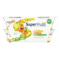Superfruitii Mango, Papaya & Aloe Vera