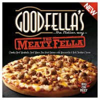 Goodfella's the meaty fella
