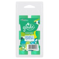 Glade Wax Melts Bamboo Garden 6s